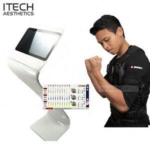 Itech Aesthetics Gym Equipment Ems Xbody Strong Fitness Equipment