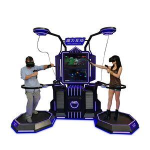 Earn Money VART Htc Vive VR Station Interactive VR Simulator 9D VR Virtual Reality Platform with Video Glasses