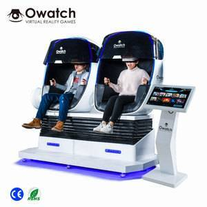 2019 Steki Owatch Gun Shooting Crazy Interactive Cinema Equipment Electric 7D Cinema For Sale