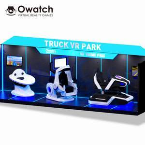 Owatch - Top Design VR Solution VR Game Center