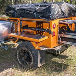 2019 New Off Road Camper Travel Trailer for Sale (lighter weight and enhanced storage capacity)