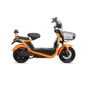 two wheels electric scooter made in china 500 watt big motive