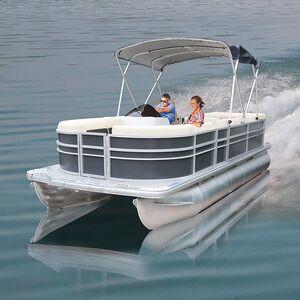2019 Kinlife Best Cheap Deep Sea Pontoon Fishing Boat