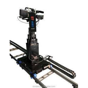 Professional ST-R1 Telescopic Camera Crane, towercam for broadcasting, filmming