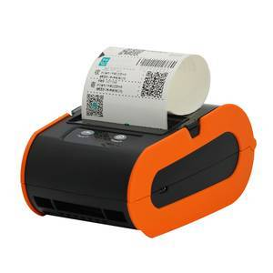 80mm label & receipt android portable mobile  wireless wifi bluetooth handheld barcode  thermal printer