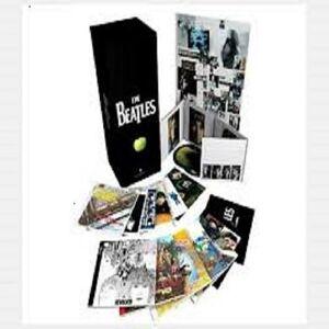 Default Title Beatles Remastered 16 CD + 1 DVD Box Set