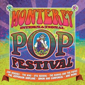 MONTEREY INTERNATIONAL POP FESTIVAL 1967 ( 9 CD )