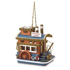 Songbird Valley Riverboat Queen Birdhouse