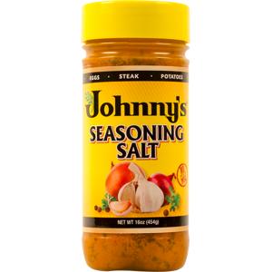 Johnny's Seasoning Salt, 16 Oz