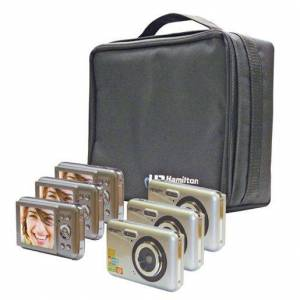 Hamilton™ Hamilton Buhl™12MP Digital Camera with Flash - Set of 6