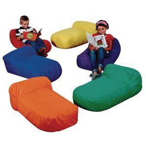 Children's Factory® Pod Pillows - Blue