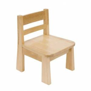 """Environments® Two 8"""" Hardwood Chairs"""