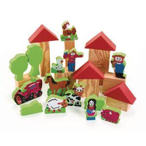 Edushape® Soft Block Farm - 29 Pieces
