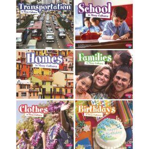 Capstone® Life Around The World Books - 6 Titles