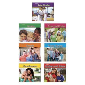 Capstone® Families Books - 7 Titles