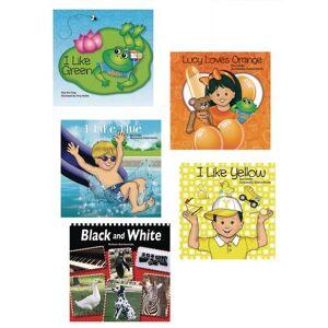 Frog Street Press Teaching Colors Board Books 6 Titles