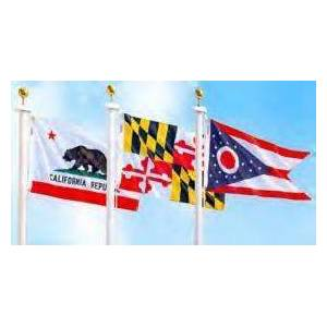 Full Set of 50 State Flags