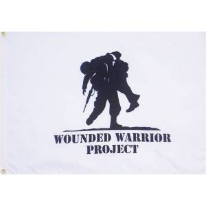 Pro-Ject Wounded Warrior Project Flag