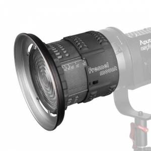 Aputure Fresnel Mount with Adjustable Lens Light-Shaping Tool