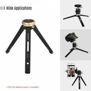 Andoer MT-02 Mini Desktop Tripod