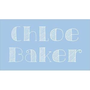Evermine Custom Business Cards - Blue - Baker Hatchwork  - all