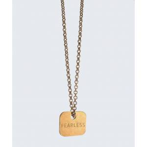 The Giving Keys Square Pendant Necklace