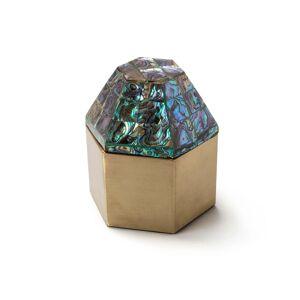 Regina Andrew Alexis Hexagon Box (Abalone) Accent Box Alexis Hexagon - 20-1369 - Modern Contemporary