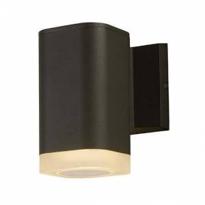 Maxim Lighting Lightray Led 5 Inch Tall 1 Light LED Outdoor Wall Light Lightray Led - 86134ABZ - Modern Contemporary