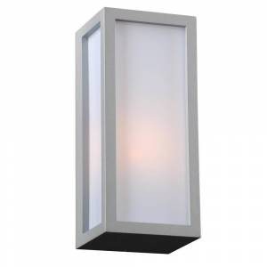 PLC Lighting Dorato 9 Inch Tall 1 Light Outdoor Wall Light Dorato - 2240 SL - Modern Contemporary