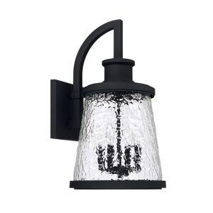 Capital Lighting Fixture Company Tory 23 Inch Tall 4 Light Outdoor Wall Light Tory - 926541BK - Transitional