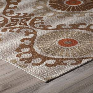 Dalyn Rug Company St Croix SX2 Indoor-Outdoor Rug St Croix SX2 - SX2MO5X7 - Traditional
