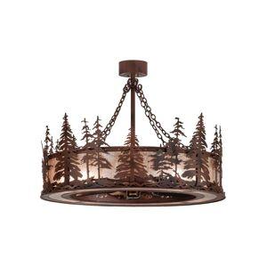 Meyda Lighting Tall Pines Ceiling Fan Tall Pines - 109974 - Rustic