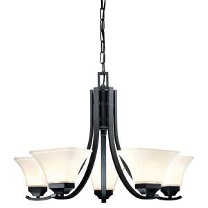 Minka Lavery Agilis 27 Inch 5 Light Chandelier Agilis - 1815-66 - Transitional