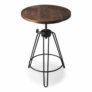 Butler Specialty Company Metalworks Accent Table Metalworks - 2046025 - Traditional
