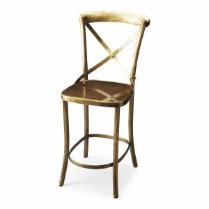 Butler Specialty Company Industrial Chic Stool Industrial Chic - 3432330 - Restoration-Vintage