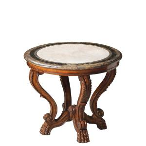 Butler Specialty Company Heritage Accent Table Heritage - 5026070 - Traditional
