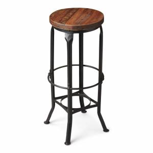 Butler Specialty Company Metalworks Stool Metalworks - 1167025 - Traditional