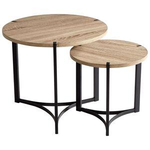 Cyan Designs Tri Accent Table Tri - 09025 - Modern Contemporary