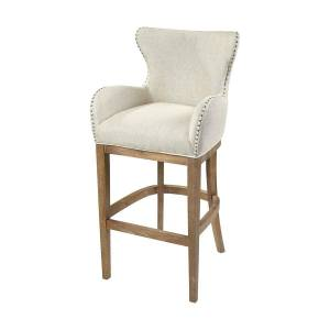Sterling Industries Roxie Stool Roxie - 1204-032 - Transitional