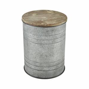 Sterling Industries Cannes End Table Cannes - 3138-412 - Farmhouse