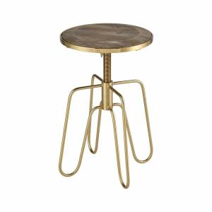 Sterling Industries Rhythm Kings Accent Table Rhythm Kings - 351-10559 - Art Deco