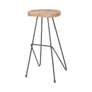 Sterling Industries Backon Stool Backon - 7162-050 - Restoration-Vintage