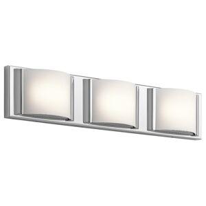 Elan Lighting Bretto 22 Inch 3 Light LED Bath Vanity Light Bretto - 83819 - Transitional