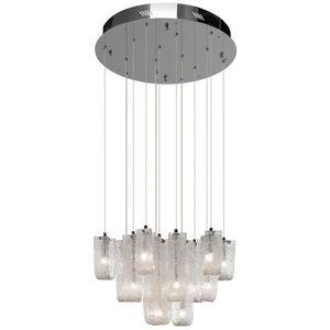 Elan Lighting ZANNE 25 Inch 15 Light Multi Light Pendant ZANNE - 83094 - Modern Contemporary