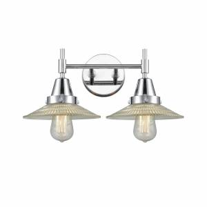Innovations Lighting Bruno Marashlian Caden 18 Inch 2 Light Bath Vanity Light Caden - 447-2W-PC-G2 - Transitional