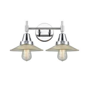 Innovations Lighting Bruno Marashlian Caden 18 Inch 2 Light Bath Vanity Light Caden - 447-2W-PC-G2 - Transitional