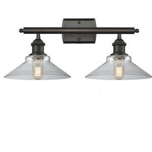 Innovations Lighting Bruno Marashlian Orwell 18 Inch 2 Light LED Bath Vanity Light Orwell - 516-2W-OB-G132-LED - Restoration-Vintage