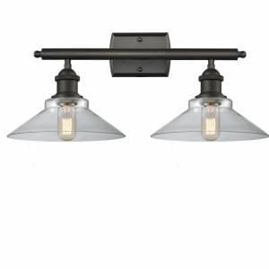 Innovations Lighting Bruno Marashlian Orwell 18 Inch 2 Light Bath Vanity Light Orwell - 516-2W-OB-G132 - Restoration-Vintage