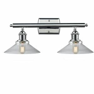 Innovations Lighting Bruno Marashlian Orwell 18 Inch 2 Light LED Bath Vanity Light Orwell - 516-2W-PC-G132-LED - Restoration-Vintage
