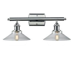 Innovations Lighting Bruno Marashlian Orwell 18 Inch 2 Light LED Bath Vanity Light Orwell - 516-2W-PC-G132-LED - Restoration-Vintage